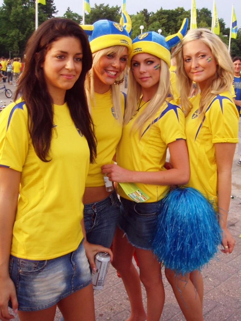 10 nước có nhiều gái đẹp nhất thếgiới